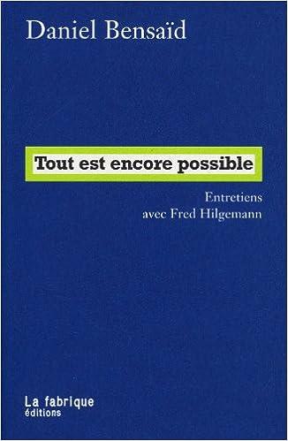 Lire un Tout est encore possible pdf ebook
