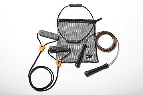 Nike Training Kit (Grey/Black/Bright Citrus)