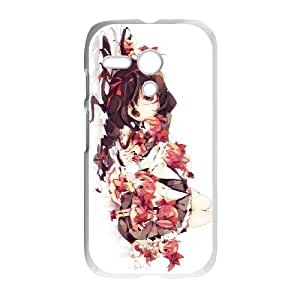 Puella Magi Madoka Magica Motorola G Cell Phone Case White as a gift A4570266