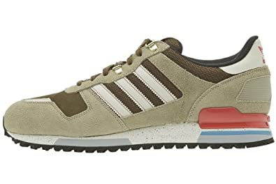 best sneakers 0137c d4c5c Amazon.com | adidas ZX 700 Sand Brown (V22060) (11 D(M) US ...