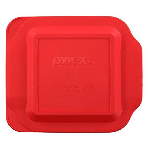 8 square pyrex baking dish - 9
