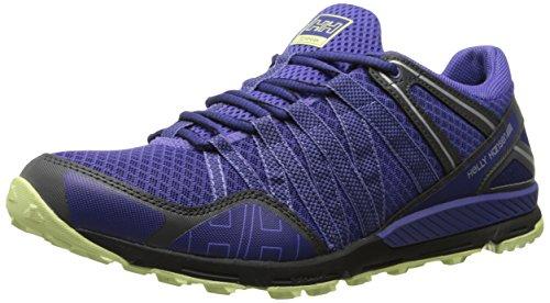 Helly Hansen W Terrak Zapatillas de deporte exterior, Mujer Morado - Violet - Violett (lake Purple)