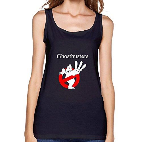 ZZY New Design Ghostbusters 3 Tank Top - Women's Tank Top Black Size XXL