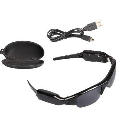 Mini DV DVR Sunglasses Camera Audio Video Recorder 8GB
