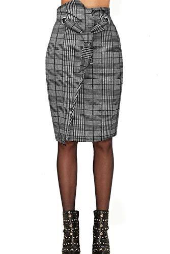 Dress Convertible Black Little (HyBrid & Company Women's Versatile Maxi Skirt/Convertible Dress S15118 Black XL)