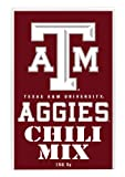 12 Pack TEXAS A & M Aggies Chili Mix