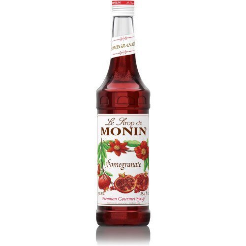 Monin Pomegranate Flavoring Syrup 750 - Pomegranate Monin