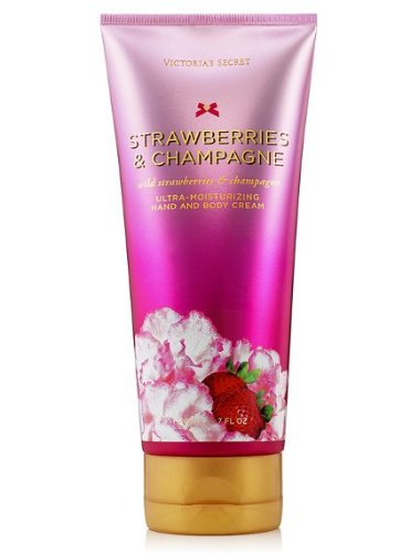 - Ultra Moisturizing Strawberries And Champagne Hand
