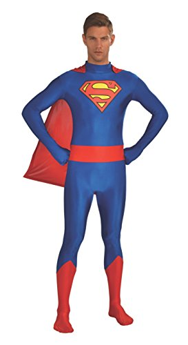 Rubie's Costume Men's Dc Comics Superhero Style Unisex Superman