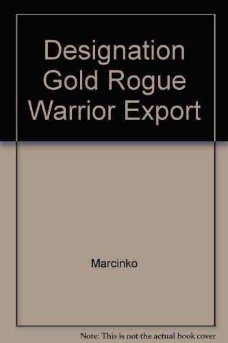Rogue Warrior Epub