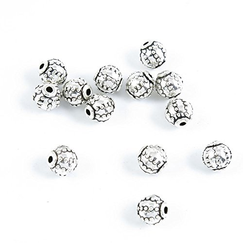 (930 Pieces Antique Silver Tone Jewelry Making Charms Supply Wholesale I7FJ4 Chinese Lantern Loose Beads)