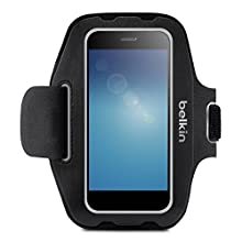Belkin SportFit F8M953btC00 U Brazalete Universal para Smartphones de 5,5''Compatible con Samsung Galaxy S7 y S7 Edge