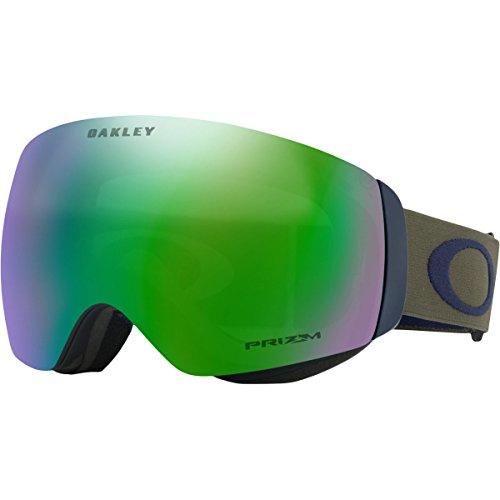Oakley Flight Deck XM Snow Goggles, Canteen Jade Frame, Prizm Jade Iridium Lens, Medium