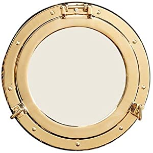 4127TBPwBHL._SS300_ 100+ Porthole Themed Mirrors For Nautical Homes For 2020