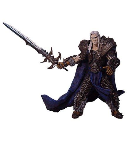 Prince Arthas Warcraft 3 Figure -  Toycom