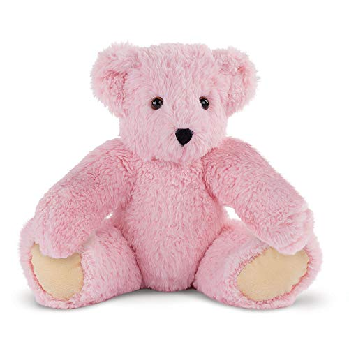 Vermont Teddy Bear Soft Cuddly Bear Stuffed Animals and Teddy, Pink, 15 inches (Amazon Exclusive)