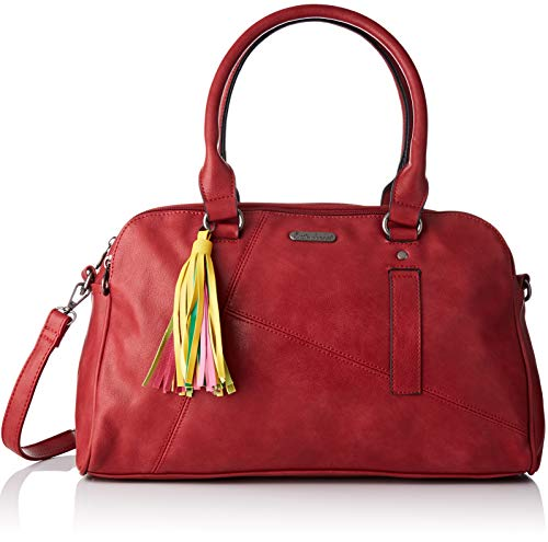lm Marcel Bowling red Sacs red Id21 Rouge Femme Little RFnP1zn