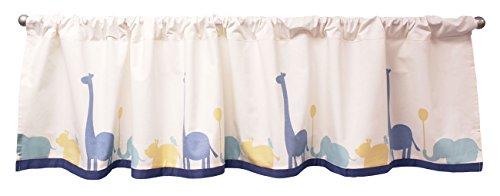 Petit Tresor Happy Animals Window Valance