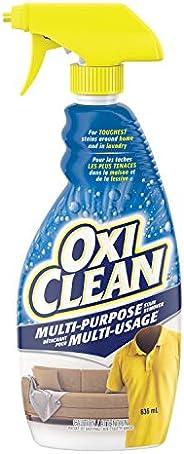 OxiClean Multi-Purpose Stain Remover Spray, 636-ml