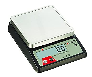 Taylor Precision Products Digital Portion Control Scale (2 Pound)