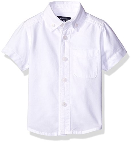Childrens Place Sleeve Uniform Oxford