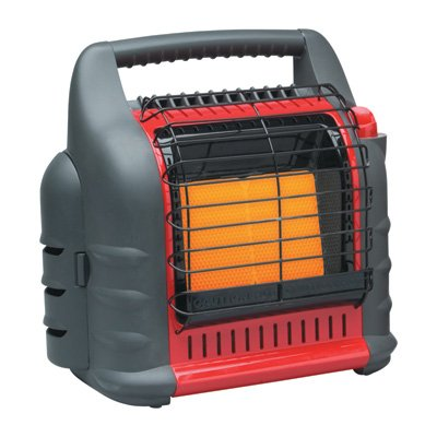Big Buddy Indoor/Outdoor Portable Propane Heater by MrHeater