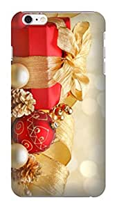 New Style Popular Christmas fashionable pictures TPU phone Protection Case Cover for iphone 6 Plus