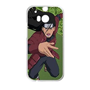 Hashirama Senju Naruto Shippuden Anime HTC One M8 Cell Phone Case White present pp001_9615453