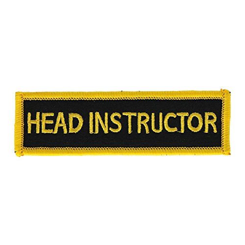 - Head Instructor Patch