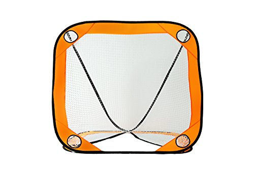 4' Portable Trainer Pop Up Lacrosse Goal - Soccer Sports Goal - By Trademark Innovations by Trademark Innovations (Image #1)