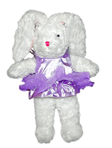 Review Easter Purple Ballerina Bunny