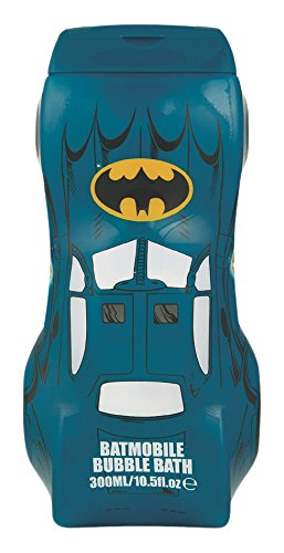 Batman DC Comics Batmobile Bagnoschiuma - 300 ml Universal Beauty Market BAT3051