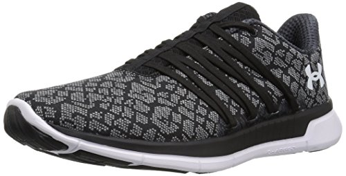 Ua Femme Transit Chaussures Running Gray overcast De 001 Armour Black Under W Charged 5n8wx1qUF5