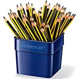 STAEDTLER Noris 119 Triplus Jumbo Triangular Learners Pencil Hb - School Classroom Pack Of 48 Pencils