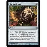 Magic: the Gathering - Golgari Signet - Duel Decks: Izzet vs Golgari