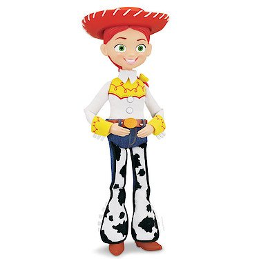 Toy Story Jessie The Yodeling Cowgirl  Amazon.it  Giochi e giocattoli 9024aa099f3