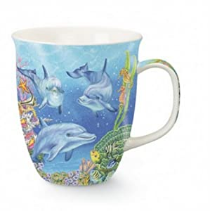 Harbor Mug - Dolphin Cove
