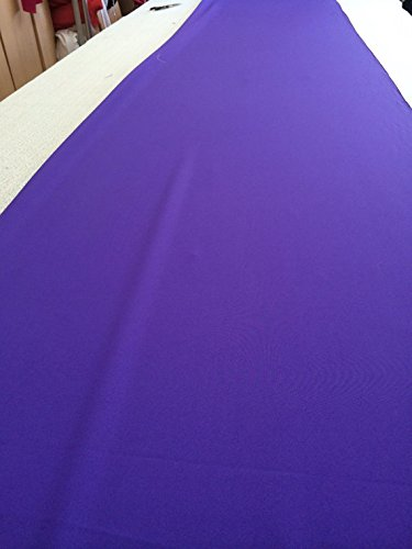 Bright Purple Aisle Runner 25 feet with pull cord