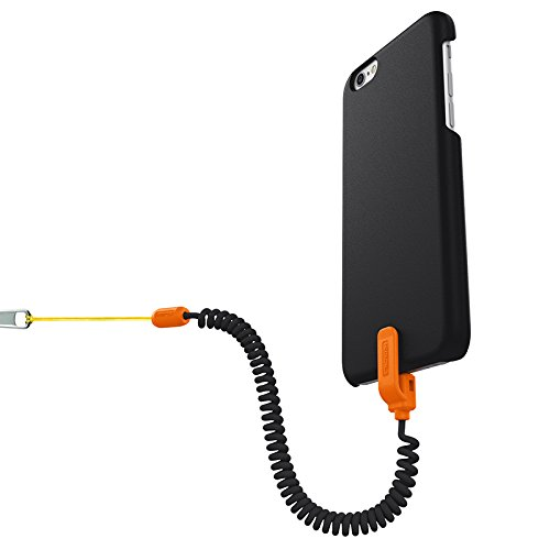 Kenu Highline for iPhone 6/6s | Security Cell Phone Bungee Leash and Protective Case