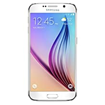 Samsung Galaxy S6, White Pearl 32GB (Sprint)