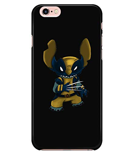 iPhone 6/6s Case, X-Men Film Case for Apple iPhone 6/6s, Wolverine iPhone Case (iPhone 6/6s Case - Black)