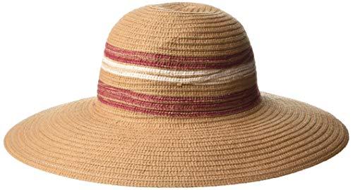 Columbia Women's Summer Standard Sun Hat, Camel Brown, One Size