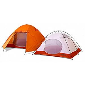 Easton Mountain Products Ultra Light Kilo 2-Person Tent for 3 Season