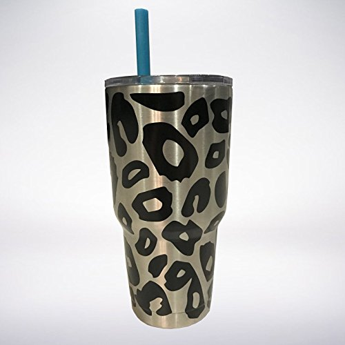 Cheetah Animal Rambler Tumbler Sticker product image