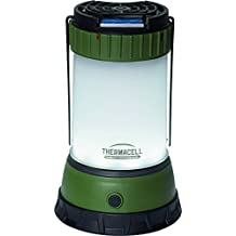 Thermacell Mosquito Repellent Pest Control Outdoor and Camping Scout Lantern Green
