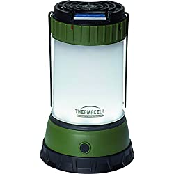 Thermacell MR-CLC Scout Mosquito Repeller plus Camp Lantern | The Lantern that Repels Mosquitoes