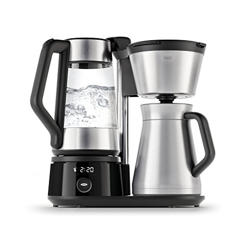 OXO On Barista Brain 12 Cup Coffee Maker with Removable Kett