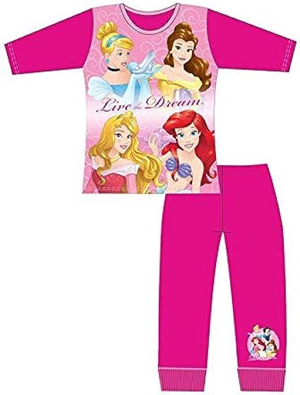Disney colore: rosa motivo: principessa Pigiama da donna