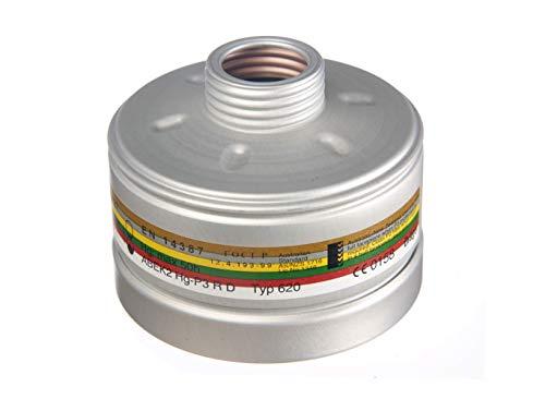 40mm Adapter Gasmaskenfilter BW RD40 Adapterring GB DK Gasmaske C3 60