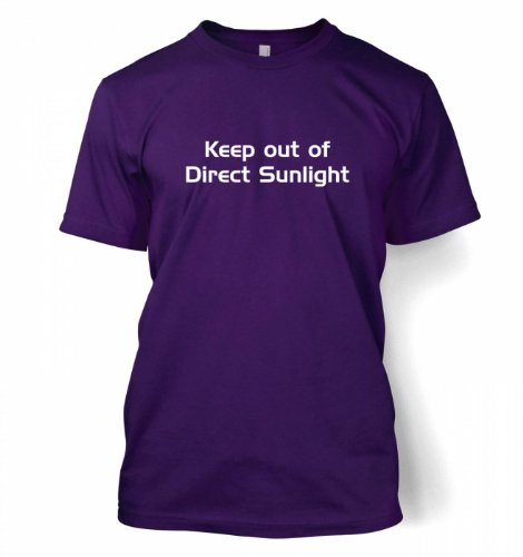 keep-out-of-direct-sunlight-t-shirt-gamer-gaming-geeky-tshirt-purple-x-large-46-48